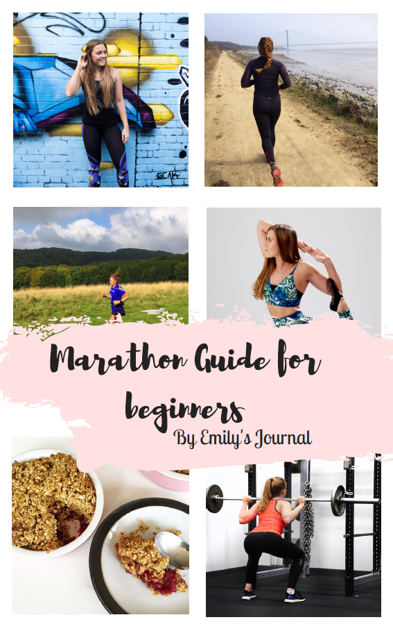 Marathon Guide for Beginners ebook